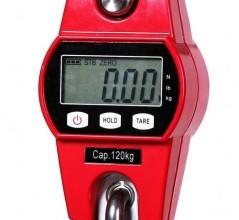 Mini tipa celtņa svari (sarkani, 300 kg)