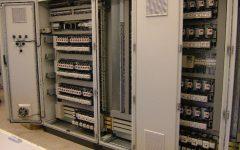 valdymo spintos, gamybos procesų automatizavimas
