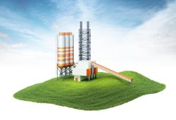 Betono gamyklų automatizavimas, gelžbetonio produktų gamybos įranga