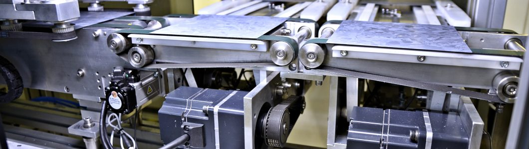 Photovoltaic wafer loading/unloading system by Kemek Engineering