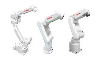 yamaha pramoniniai robotai